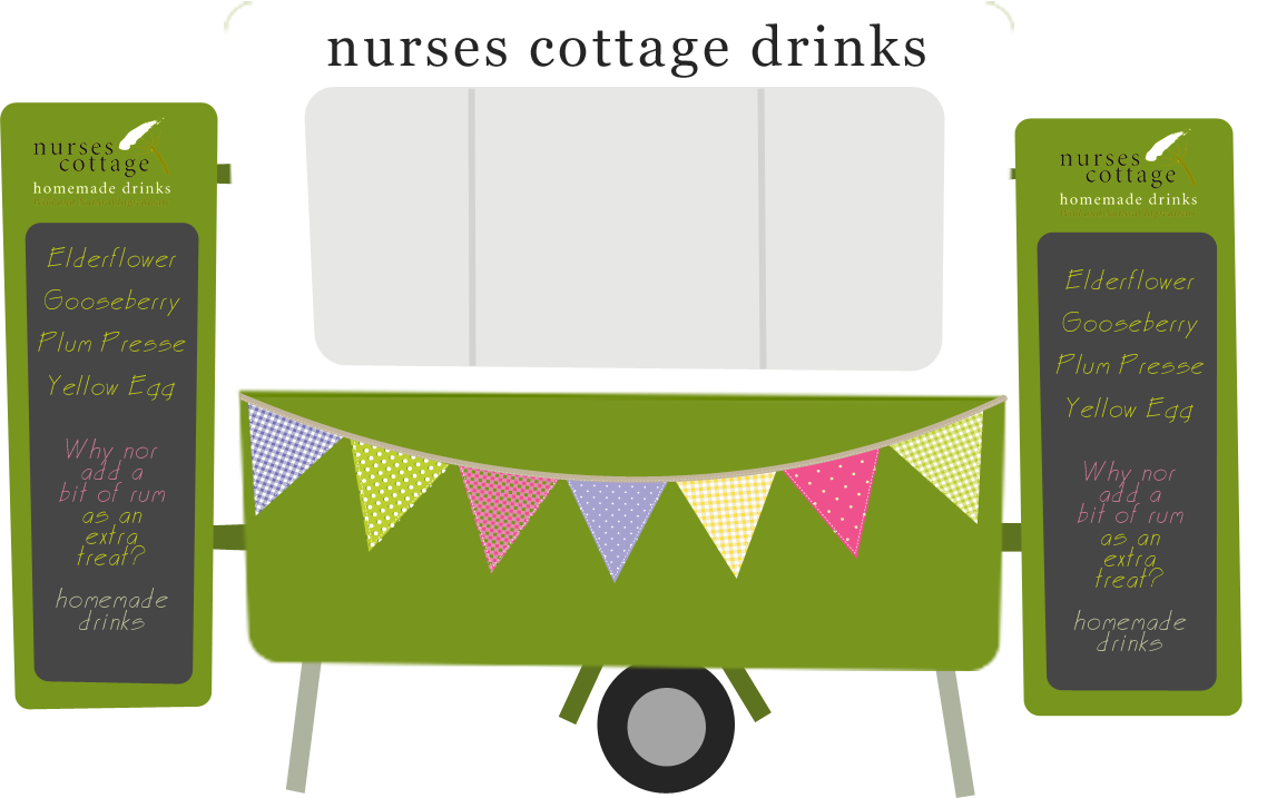 nurses cottage drinks Trailer